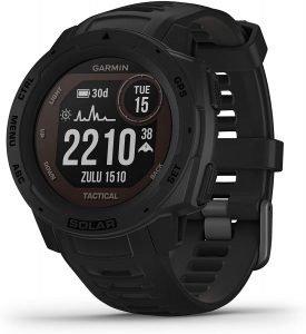 Garmin Instinct Solar Tactical Smartwatch