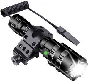 Tactical Flashlight JT10 1200 Lumens