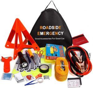 Adakiit Multifunctional Car Emergency Kit