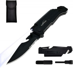 Albatross Best 6-in-1 Tactical Knife