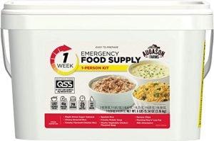 Augason Farms 1-Week 1-Person Emergency Food
