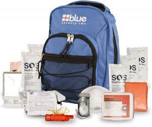 Blue Coolers Blue 72 Hours Survival Kit
