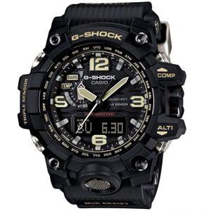 Casio G-Shock Mudmaster Best Survival Watch