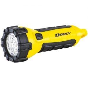 Dorcy 41-2510 Floating Waterproof LED Flashlight