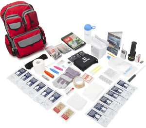 Emergency Zone 2-Person Grab-and-Go Bag