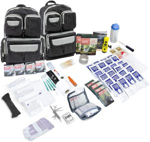 Emergency Zone Urban Survival 72-Hour Bug Out Kit
