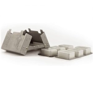 Esbit Ultralight Folding Pocket Stove