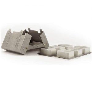 Esbit Ultralight Folding Pocket Stove