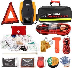 Everlit Roadside Assistance Kit - 108 Pieces