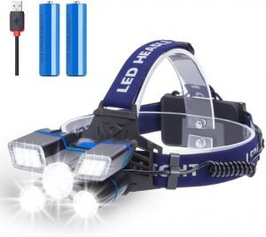 Fastras Rechargeable Headlamp
