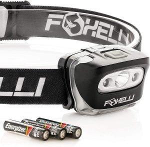 Foxelli MX20 Headlamp