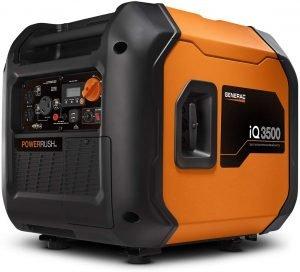 Generac 7127 iQ3500-3500 Watt Inverter Generator