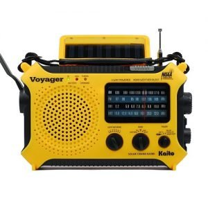 Kaito KA500 5-way Powered Radio