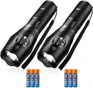 Outlite 2 Pack S1000 Flashlight