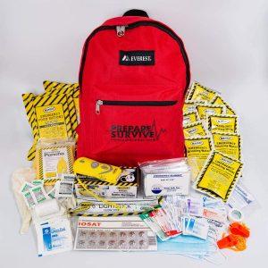 Prepare Survive Emergency Backpack