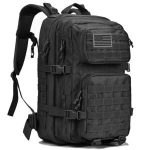 REEBOW Large Army Backpack Best Survival Backpacks