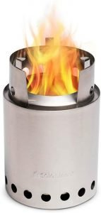 Solo Stove Titan Lightweight Wood Burning Stove