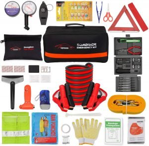 Vetoos Roadside Emergency Car Kit