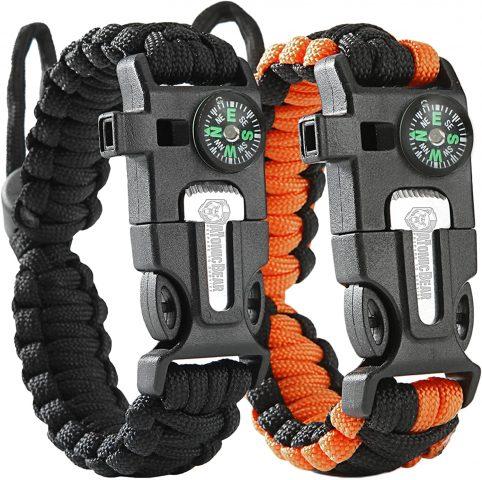Atomic Bear Bracelet