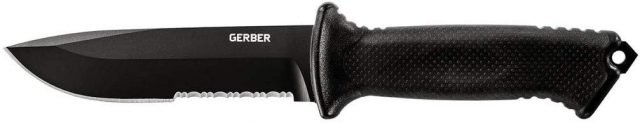 Gerber Prodigy Survival Knife Serrated Edge