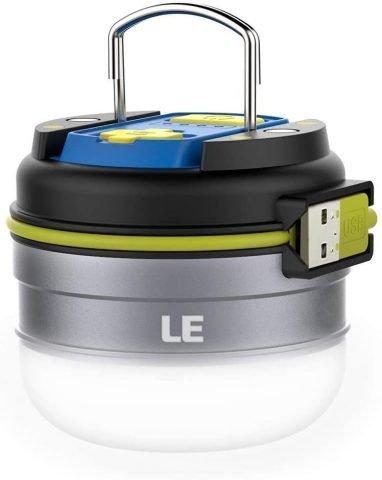 LE Rechargeable LED Lantern
