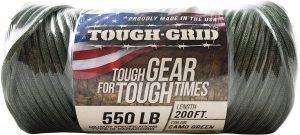 TOUGH-GRID 550lb Paracord